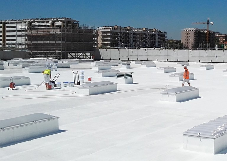 Liquid waterproofing products and accessories