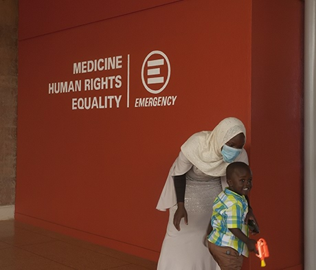 Sustainability and solidarity: Polyglass technology for Emergency's pediatric surgery center in Uganda
