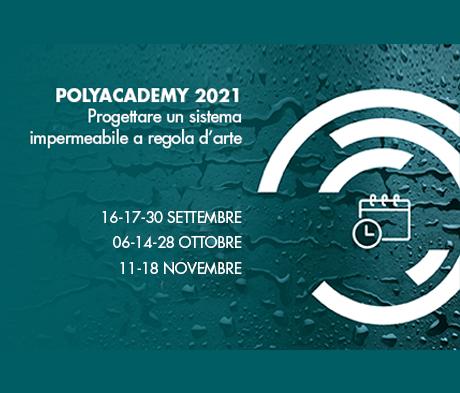 Programma formazione 2° semestre 2021: scopri i nuovi webinar dedicati ai sistemi impermeabili certificati